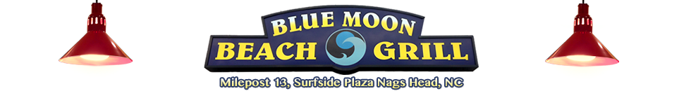 Blue Moon Beach Grill