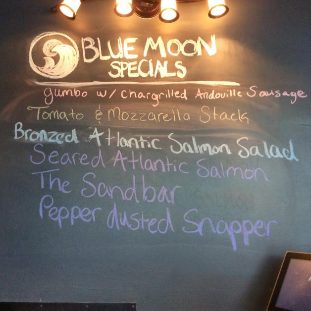 Wednesday Dinner Specials- August 10,2016