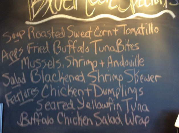 Friday Lunch Specials, February 17th, 2017