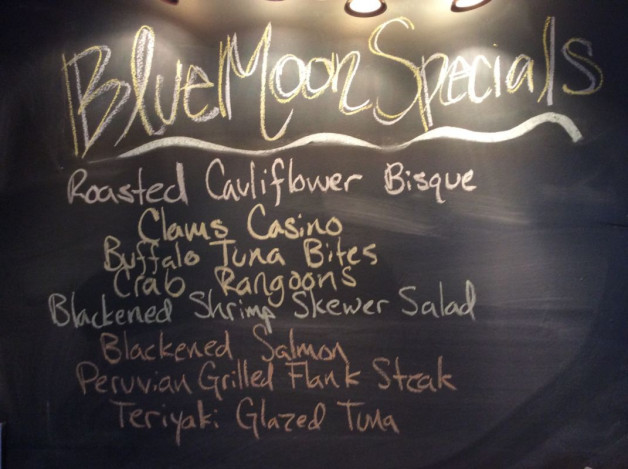 Monday Dinner Specials – February 27th, 2017