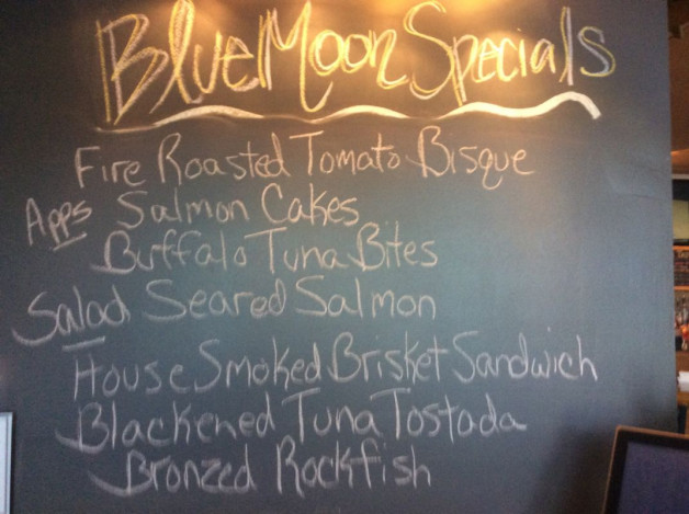 Tuesday Lunch Specials-March 7th, 2017