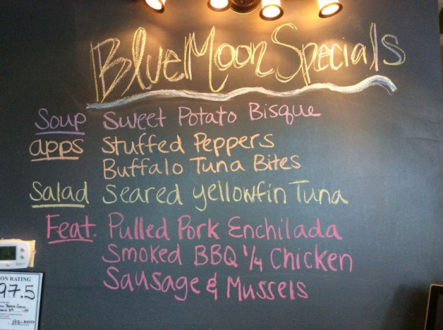 Wednesday Lunch Specials – March 22nd, 2017