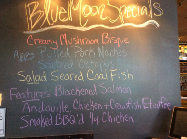 Thursday Lunch Specials- March 23rd, 2017