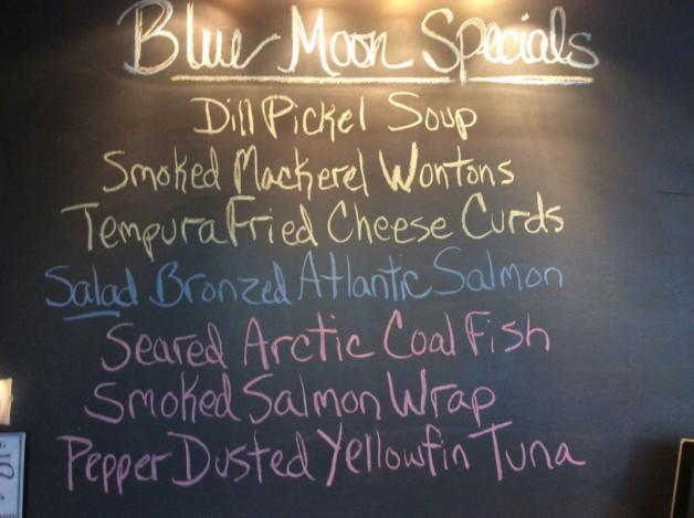 Thursday Lunch Specials-April 6th, 2017