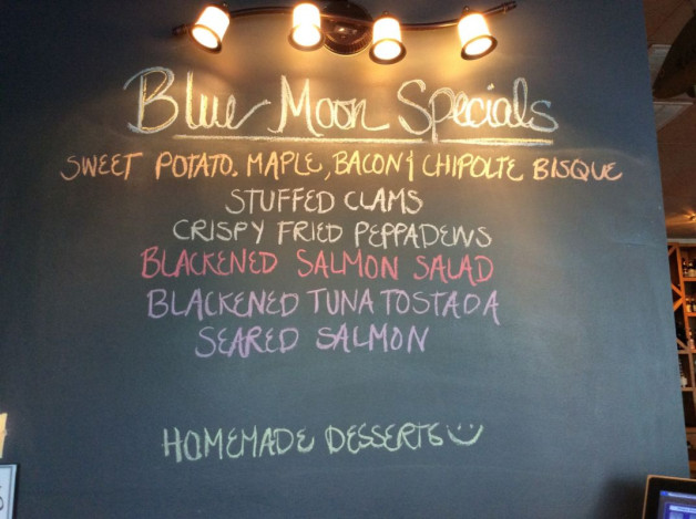 Wednesday Lunch Specials- April 12th, 2017