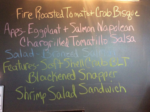 Friday Lunch Specials-April 28th, 2017