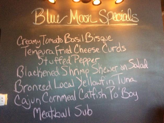 Friday Lunch Specials-May 26th, 2017