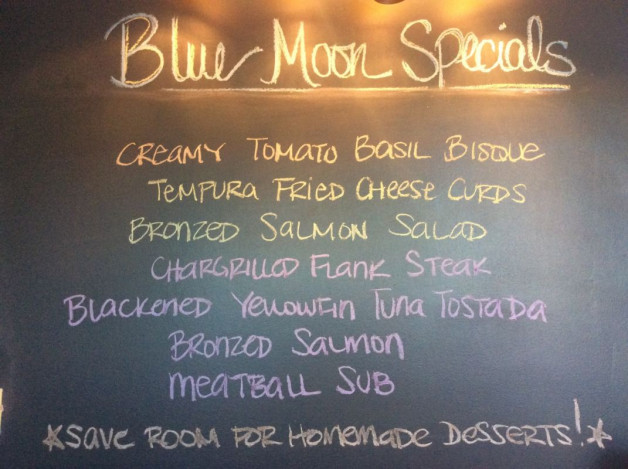 Saturday Lunch Specials – May 27, 2017