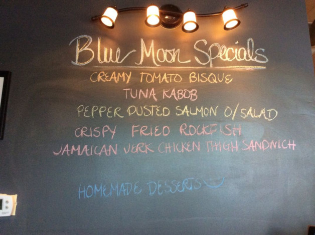 Sunday Lunch Specials- May 28th, 2017