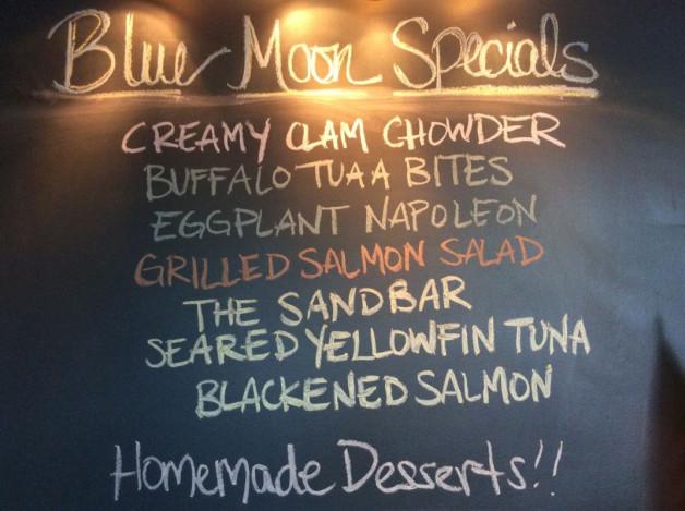 Saturday Dinner Specials – July 29, 2017