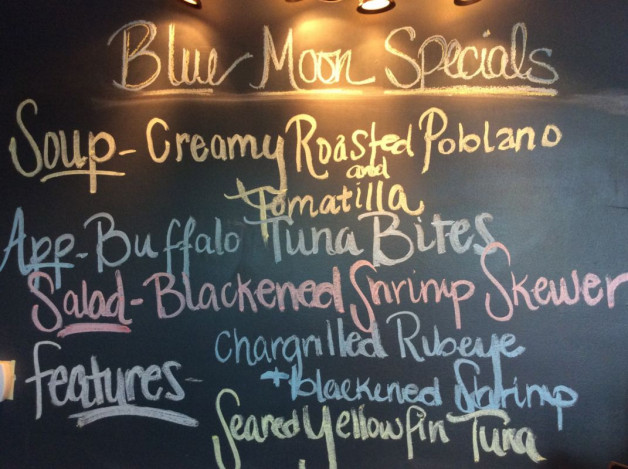 Sunday Dinner Specials- August 20th