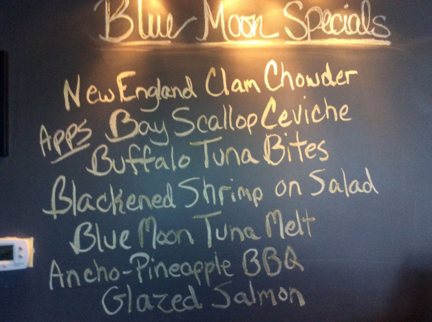 Tuesday Lunch Specials-August 22nd, 2017