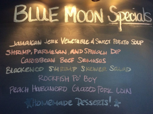 Saturday Lunch Specials-September 16th, 2017