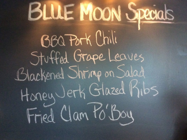 Tuesday Lunch Specials-September 19th, 2017