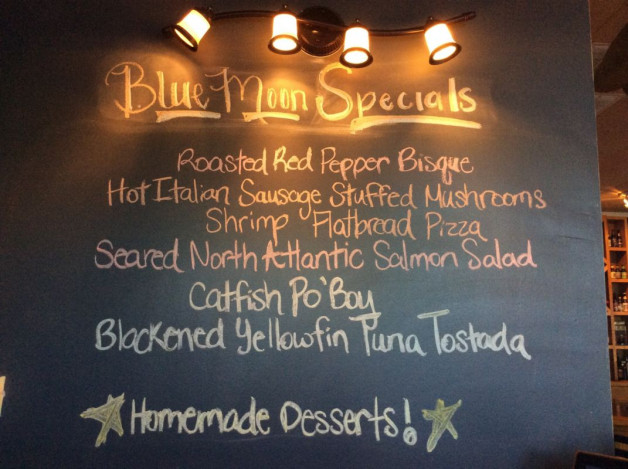Sunday Lunch Specials-October 8th, 2017