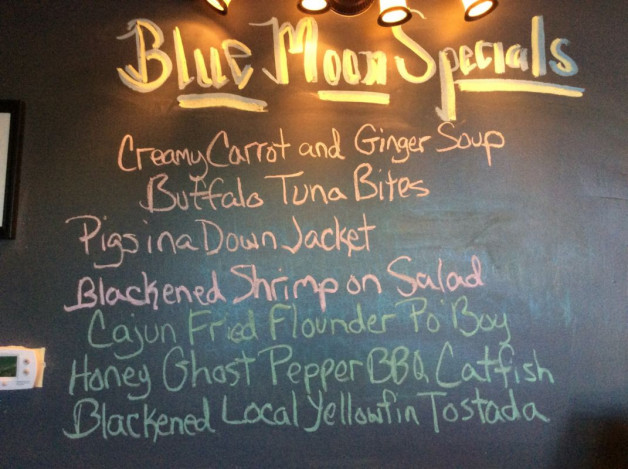 Wednesday Lunch Specials-November 15th, 2017