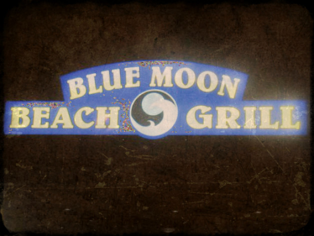 The Ghost of Blue Moon Beach Grill